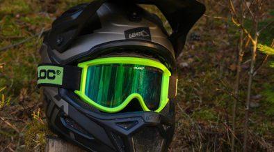 Goggles for VTT
